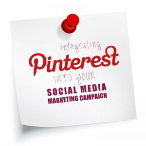 Integrate Pinterest to Marketing Campaign