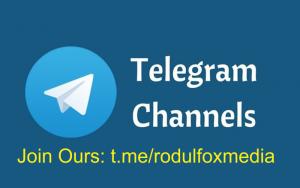 Telegram Channel Set Up